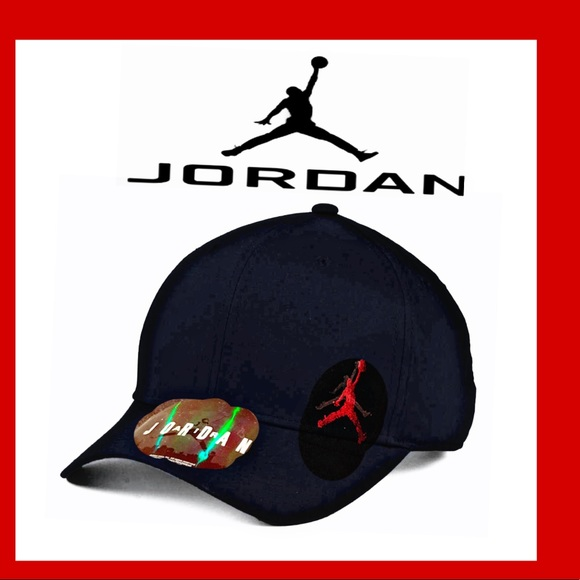 "9e03a54c229 Jordan Other - RARE Jordan fitted ""FLEXFIT"" cap stretch"